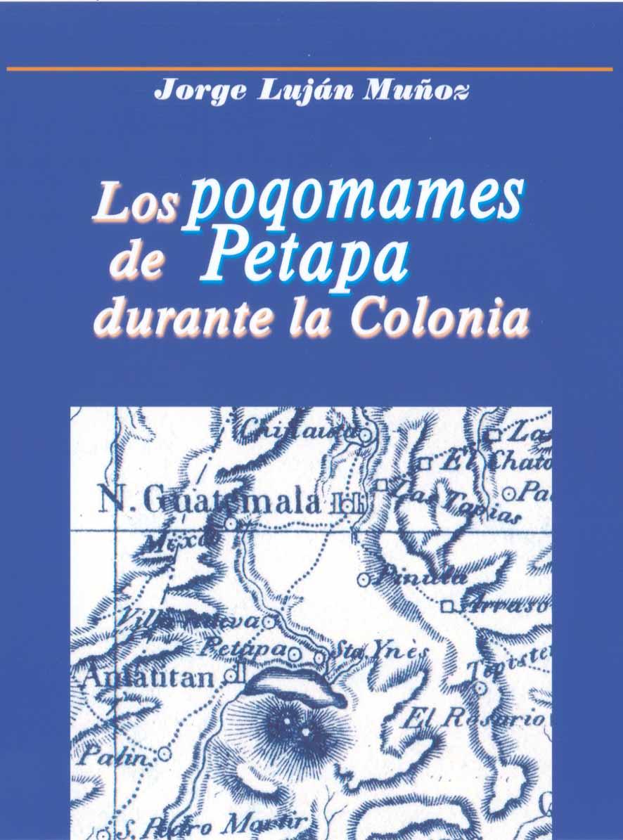 Los Pogomames de Petapa