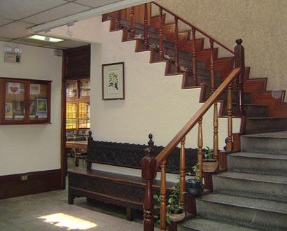 Academia de Geografia e Historia de Guatemala - Lobby