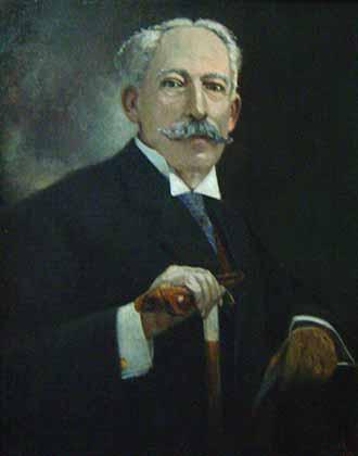 1er Presidente de la Academia